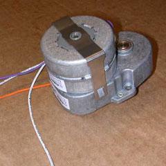 Komplett Rotormotor